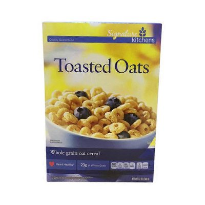 Signature Select Cereal, Toasted Oats