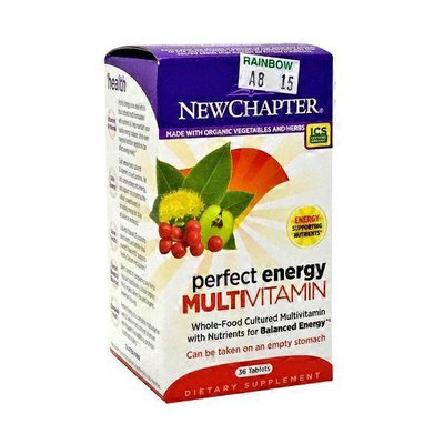 New Chapter Perfect Energy Multivitamins
