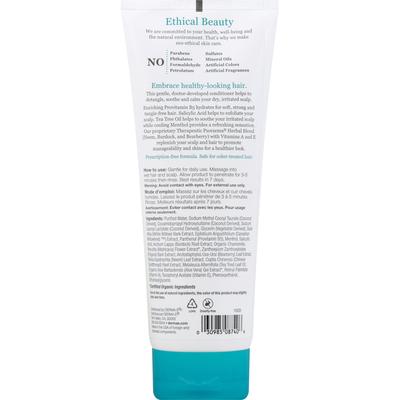 DERMA E Conditioner, Scalp Relief, Therapeutic Herbal Blend