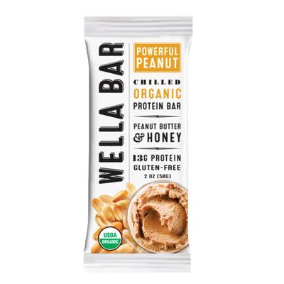 Wella Organics Powerful Peanut Wella Bar