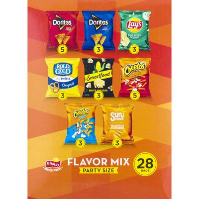 Frito Lay's Fun Times Mix Snacks