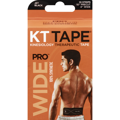 KT Tape PRO WIDE Synthetic Kinesiology Tape