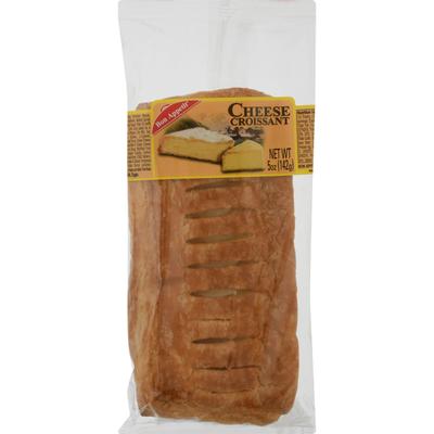 Bon Appetit Croissant, Cheese