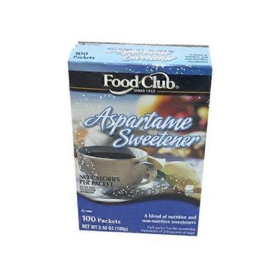 Food Club Aspartame Sugar Sub