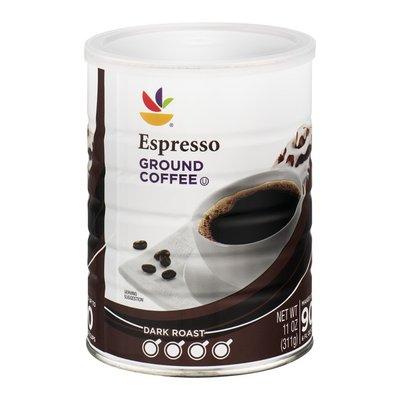 SB Espresso Ground Coffee Dark Roast