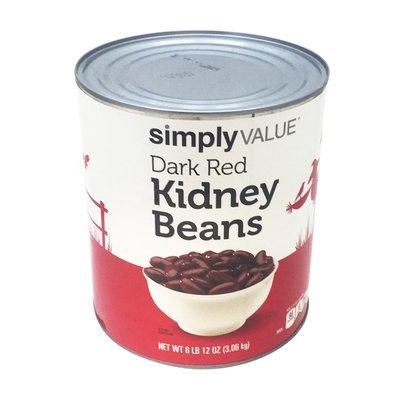 Simply Value Dark Red Kidney Beans
