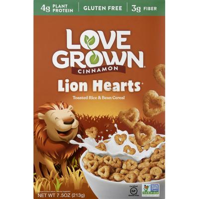 Love Grown Cereal, Cinnamon