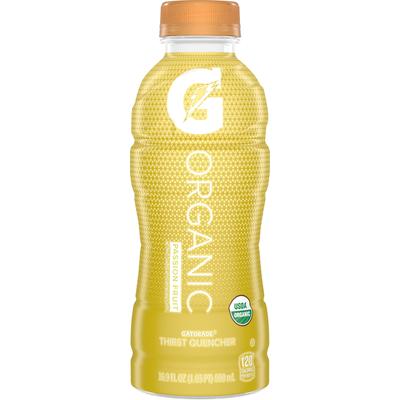 Gatorade Thirst Quencher, Organic, Passion Fruit