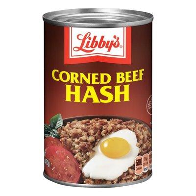 Libby's Corned Beef Hash