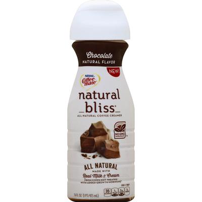 Nestlé Coffee Mate Coffee Creamer, All-Natural, Chocolate