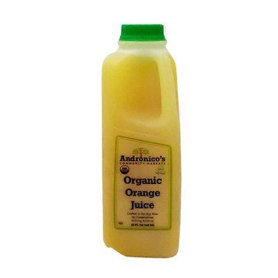 Voila! Organic Orange Juice