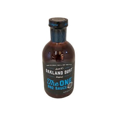 Oakland Dust Barbecue Sauce