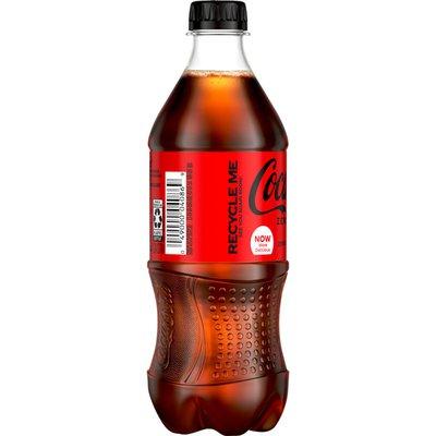 Coca-Cola Cola, Zero Calorie, Zero Sugar