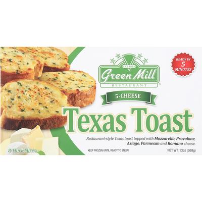 Green Mill Texas Toast, 5-Cheese