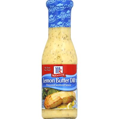 McCormick® Golden Dipt® Lemon Butter Dill Sauce