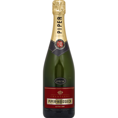 Piper Heidsieck Champagne, Extra Dry