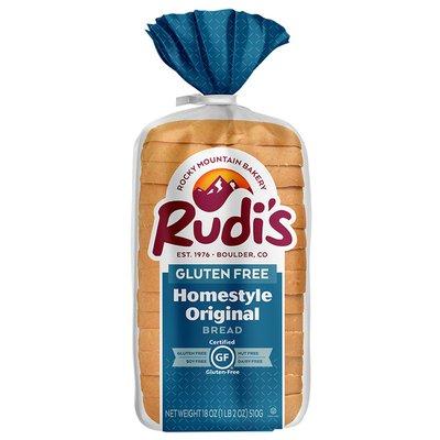 Rudi's Rocky Mountain Bakery Gluten Free Original Bread