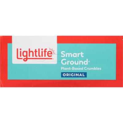 Lightlife Crumbles, Plant-Based, Original