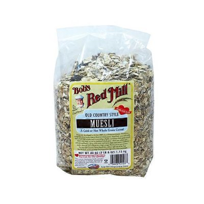 Bob's Red Mill Muesli, Whole Grain Hot Or Cold Cereal