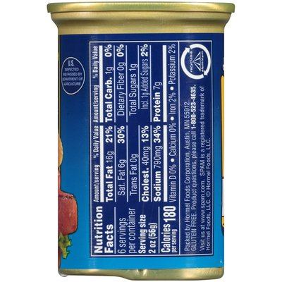 SPAM Classic Canned Meat