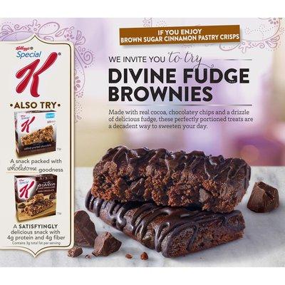 Kellogg's Special K Brown Sugar Cinnamon Pastry Crisps