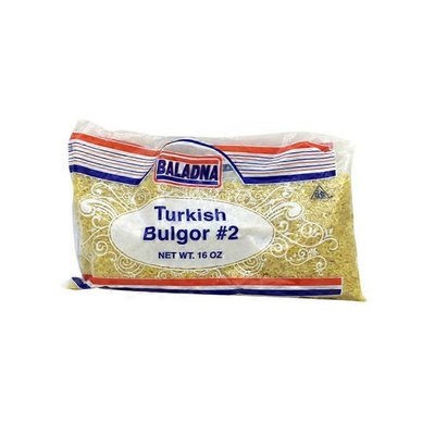 MB Turkish Bulgur # 2