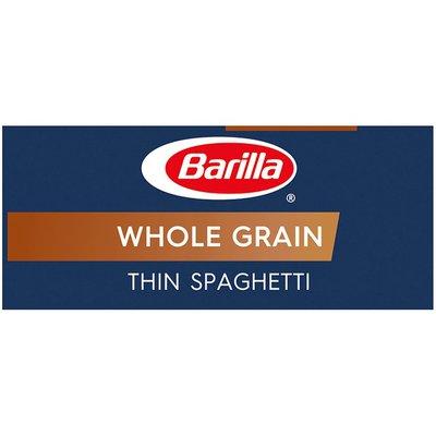 Barilla® Whole Grain Pasta Thin Spaghetti