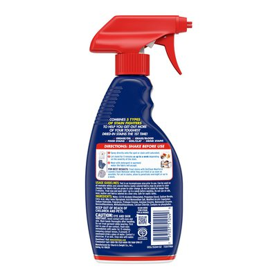 OxiClean Maxforce Laundry Stain Remover Spray,