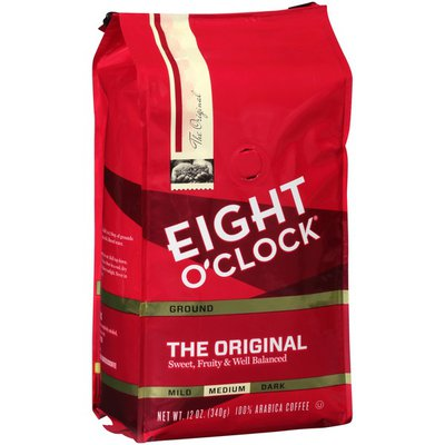 Eight O'Clock Coffee The Original Medium Ground Coffee
