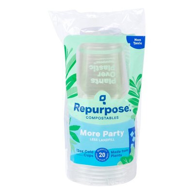 Repurpose Eco-Cold Cups