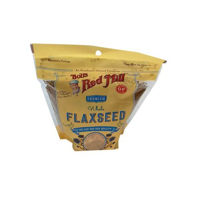 Bob's Red Mill Whole Brown Flaxseed, Raw
