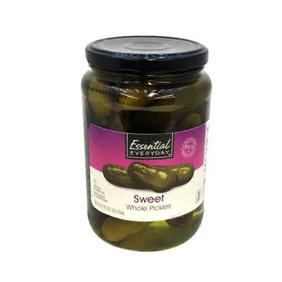 Essential Everyday Sweet Whole Pickles