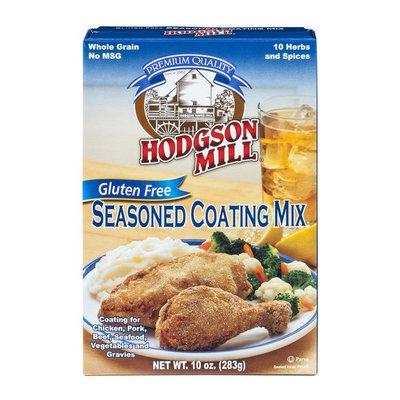 Hodgson Mill Gluten Free Seasoned Coating Mix