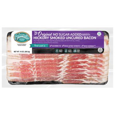 Pederson's No Sugar Hickory Smoked Uncured Bacon