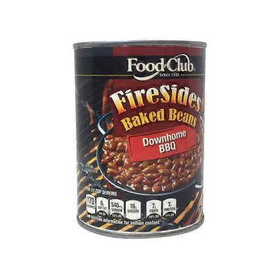 Food Club Fireside Baked Beans Downhome