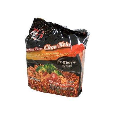 Wu-Mu Barbecue Pork Flavor Chow Mein
