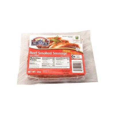 Al Safa Halal Smoked Beef Sausage