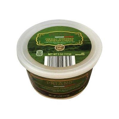 Priano Freshly Shredded Parmesan Cheese