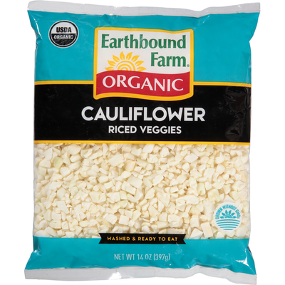 Earthbound Farms Organic Riced Cauliflower