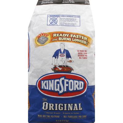 Kingsford Charcoal Briquets, The Original