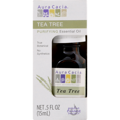 Aura Cacia Essential Oil, Purifying, Tea Tree