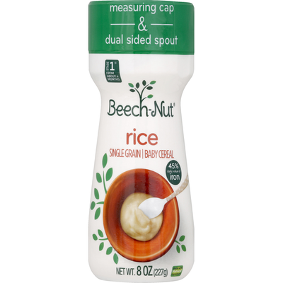 Beech-Nut Rice Baby Cereal