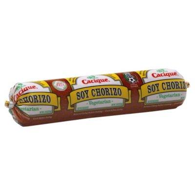 Cacique Chorizo, Soy