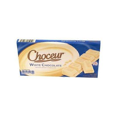 Choceur White Chocolate European Chocolate Bar