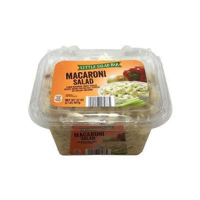 Little Salad Bar Macaroni Salad