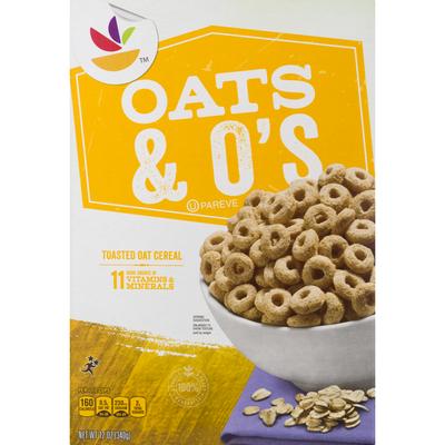 SB Cereal, Oats & O's