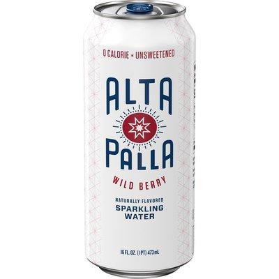 Alta Palla Wild Berry Sparkling Water