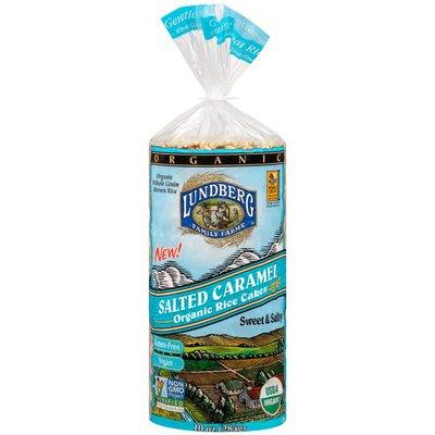 Lundberg Family Farms Salted Caramel Organic Rice Cakes