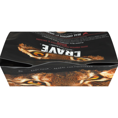 Crave Cat Food, Premium Natural, Indoor, with Protein from Chicken & Salmon
