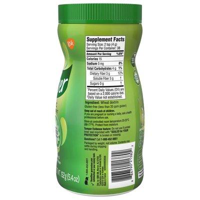 Benefiber Fiber Supplement Powder